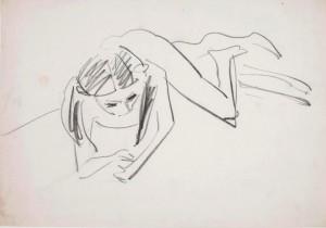 tekening Kirchner 1903