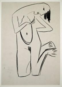 tekening Kirchner 1932