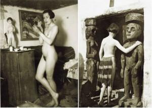foto Kirchner in het paradijs...
